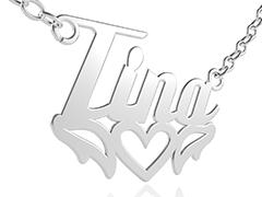 Namenskette Tina